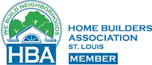 Home Builders Association of St. Louis MEMBER