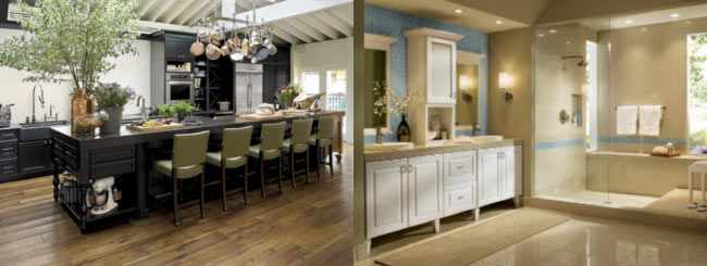 Cabinetry · Fieldstone Cabinetry · Kountry Wood Products · KraftMaid  Cabinetry ...