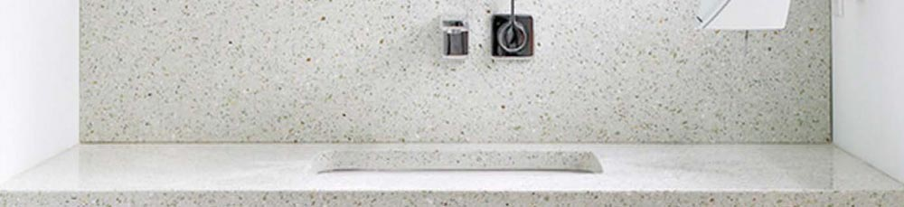 High Quality RECYCLED GLASS COUNTERTOPS